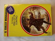 Il giallo n.2179 Ed McBain - Una città contro 1990 Mondadori