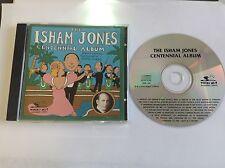 Centennial Album 1994 by Isham Jones CD - MINT