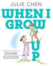 WHEN I GROW UP - NEW BOOK