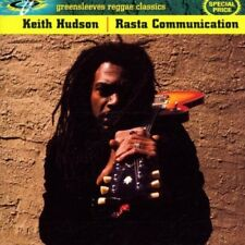 KEITH HUDSON - RASTA COMMUNICATION  CD NEU