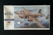 2003 Hasegawa Model B-25H Mitchell Us Army Air Force Bomber Plane 1:72 Scale Kit
