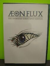 Aeon Flux The Animated Series Dvd Sampler