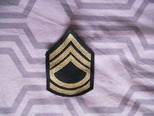 Original USA Sergeant First Class Badge
