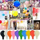 "36 ""Pulgadas Globos Latex Balloon Aeróstato Decoración Cumpleaños Fiestas Bodas"