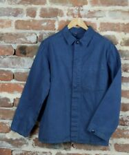 VTG FRENCH WORK JACKET Workwear Chore Bleu de travail Workwear Chore Hobo Men XL