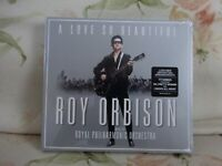Roy orbison - Royal philharmonic Orchestra - A love so Beautiful - New - CD