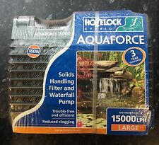 Hozelock Aquaforce 15,000 Pond Pump Koi