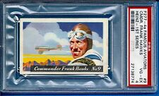 1938 F277 - 4a 1st Series Heinz Famous Aviator #9 Frank Hawks Psa 4