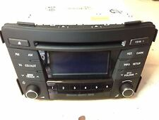 AUTORADIO ORIGINALE CD HYUNDAI I40 COME NUOVO
