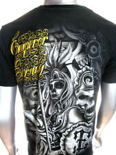 TATTOO Old School AMG Religion Star,True Burner G-Angels Gypsy Jeans BMX T-SHIRT