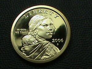 UNITED STATES 1 Dollar 2006 S PROOF