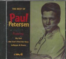 PAUL PETERSEN - CD - The Best Of - Brand New