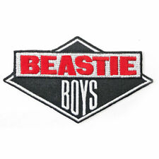 BEASTIE BOYS Diamond Logo Embroidered Iron On Patch Official Licensed Merch