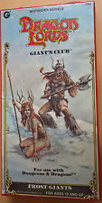 Grenadier Dragon Lords - 3503 Giant's Club Frost Giant (Mint, Sealed)
