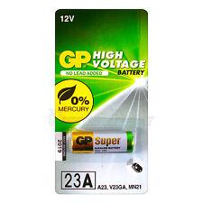 1 X Gp 23A Alcaline Super Batterie 12V MN21 A23 E23A V23GA 3LR50 LRV08 Pack de 1