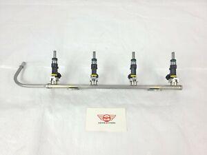 2020 Mitsubishi RVR SE Fuel Rail W/ Injectors 1465A412 OEM