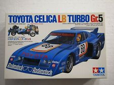 Toyota Celica LB Turbo GR5 Tamiya 1/24