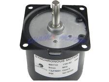 Small Electric Synchronous Motor 60KTYZ AC CW/CCW Control High Efficiency CHANCS