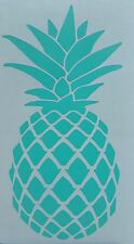Pineapple Yeti RTIC tumbler decal 3.5 h Beach life Summer. Pick your color. Gift