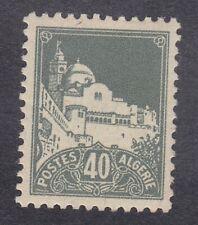Algérie 1942 - 40 C gris-SG178-Comme neuf charnière (D34F)