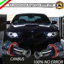LAMPADE H8 LED CREE 20W PER ANGEL EYES BMW SERIE 3 E93 CANBUS 6000K NO ERROR