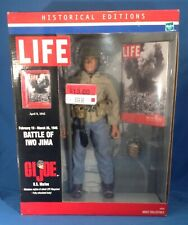 GI JOE US MARINES - LIFE HISTORICAL EDITIONS  BATTLE OF IWO JIMA - 2001