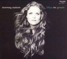 TIERNEY SUTTON on BLUE IN GREEN The ALBUM Music CD of BILL EVANS Pop VOCAL JAZZ!