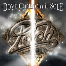 POOH CD prima LTD Ed. DIGIPAK 2010 DOVE COMINCIA IL SOLE made in EU come nuovo