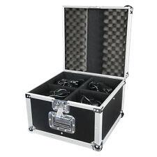 Showtec LED PAR 56 Flight Case Flightcase Fits 4 x PAR 56