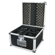 Showtec DEL Par 56 FLIGHT CASE Flightcase s'adapte 4 X Par 56
