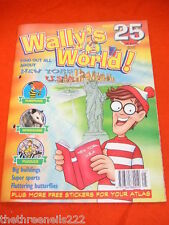 WALLY'S WORLD! #25 - NEW YORK USA
