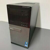 Dell OptiPlex 9010 MT Core i7-3770 3.4GHz, 8GB RAM, 500GB HDD, DVD+RW, W-10 PRO.