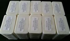 10 lb CASTILE OLIVE OIL Melt And Pour Glycerin Soap All Natural BULK Wholesale