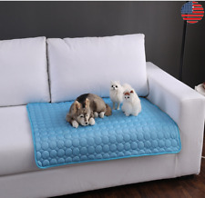New listing Small Pet Cat Dog Summer Cooling Bed Sheet Sofa Cover Cool Puppy Pad Cloth