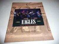 Eagles - 1996 World Tour Programme