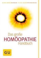 Homöopathie - Das große Handbuch von Suzann Kirschner-Brouns und Markus Wiesenau