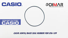 CASIO GASKET/ BACK SEAL RUBBER, FOR MODELS EFA-109