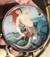 Mars Valentine Bague Sirène Silver Sterling 8US New