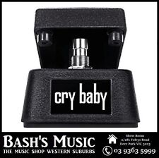 Jim Dunlop CBM95 Mini Wah Cry Baby Pedal Crybaby