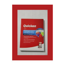 Quicken Deluxe 2017 Personal Finance & Budgeting Software PC Disc