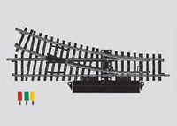 Märklin H0 2263 K-Gleis Weiche rechts elektrisch - NEU