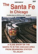 SS7 The Santa Fe In Chicago by John Szwajkart - A Railroad Slide Show  Unrated