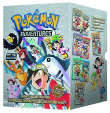 POKEMON ADVENTURES VOL #2 BOX SET GOLD & SILVER Collects Vol #8-14 Viz MANGA TPB