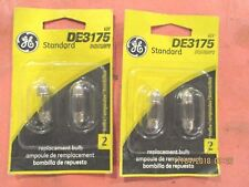 DE3175--GE--LOT--OF--4--Dome Light Bulb-DE3175/BP2
