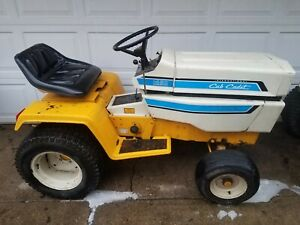 International Harvester IH Cub Cadet 1450 CC Lawn Garden tractor mower