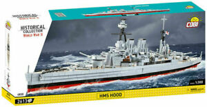 Cobi 4830 - Small Army - HMS Hood - Neu