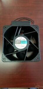 "ORIX MRS18-DUL 180mm (7.08"") Mazak Main Motor Fan ***Fast Free Shipping***"
