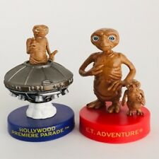 E.T The Extra-Terrestrial 2 Mini Figures UNIVERSAL STUDIOS JAPAN 2002