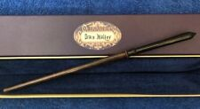 """Draco Malfoy's Wand 13.5"""", Harry Potter, REAL WOOD, Ollivander's, Noble, Wizard"""