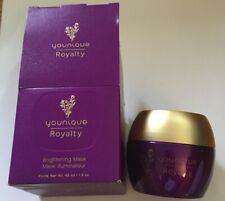 Younique Royalty Brightening Mask 1.5 oz New Mask Illuminateur In Box